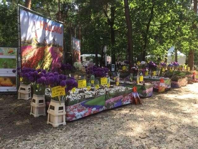 Bioflora - Gartenveranstaltung Holland
