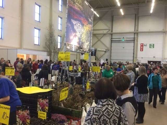 Bioflora - Messe Finnland