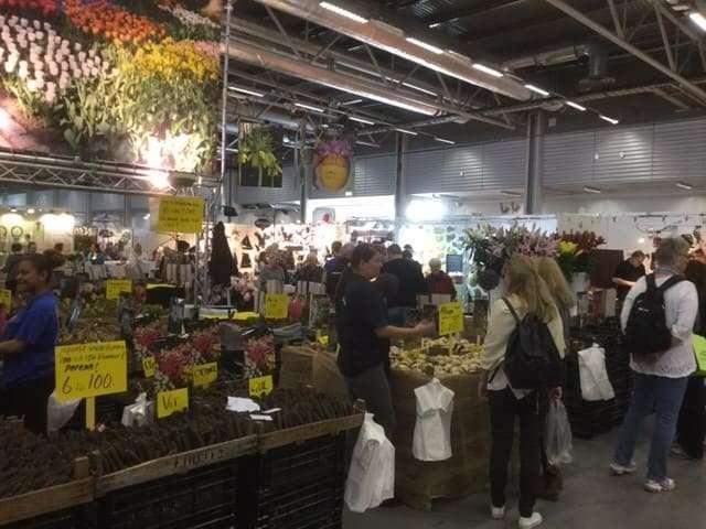 Bioflora - Messe Schweden