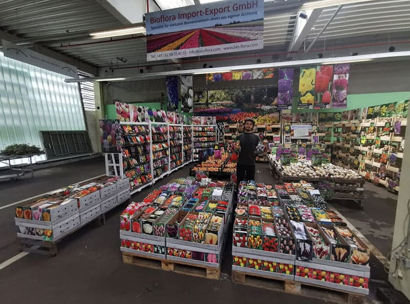 Bioflora - Blumengroßmarkt München